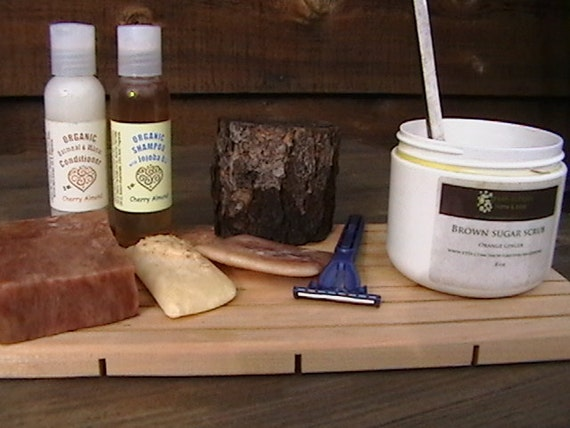XL Cedar Natural Wood Spa Soap Deck Custom Sizing EXTRA LARGE