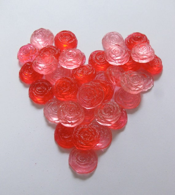 Valentine Rose Candy