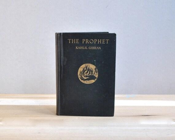 The Prophet - Art Deco Era Book