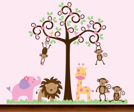 Deco cris vinilos murales infantiles vinilos decorativos for Murales y vinilos infantiles