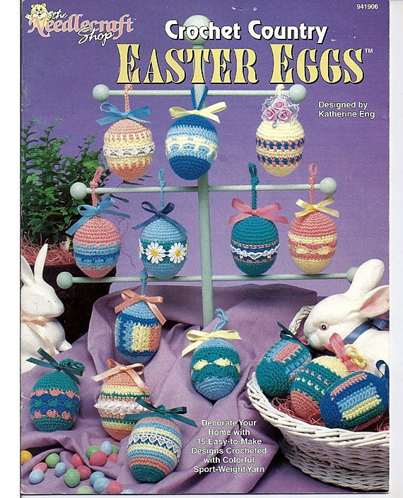 Crochet Easter Patterns - Barb's Just Crochet
