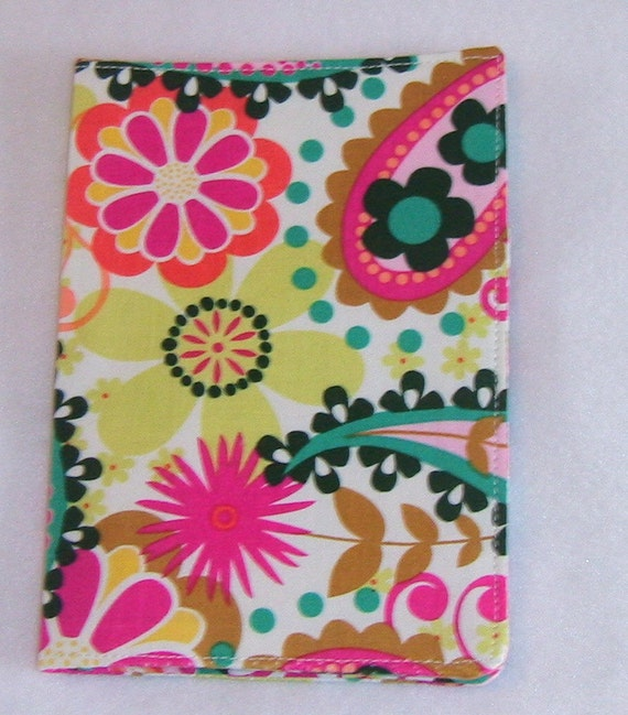 Fabric Passport cover with FREE shipping