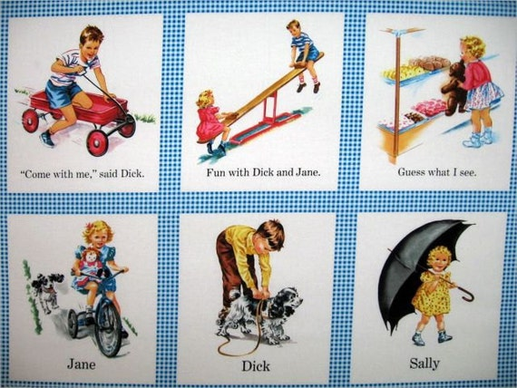 Dick And Jane Fabrics 52