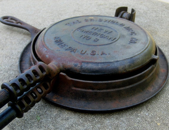 Cast iron dating