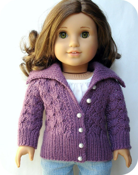 18 Doll Knitting Patterns : My Maplelea My Country My doll: Knit patterns for our 18 inch dolls, get star...