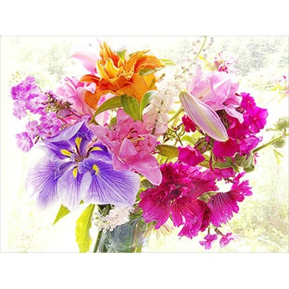 July Bouquet, a Fine Art Photograph