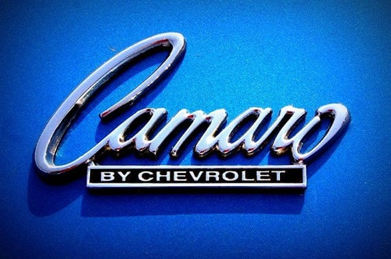 chevy camaro logo. CAMARO - Chevy Camaro Logo Blue. From star8278
