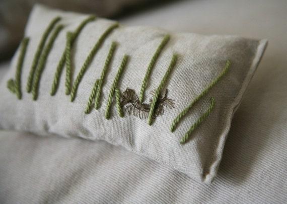 Secret Garden Sachet (Feather)