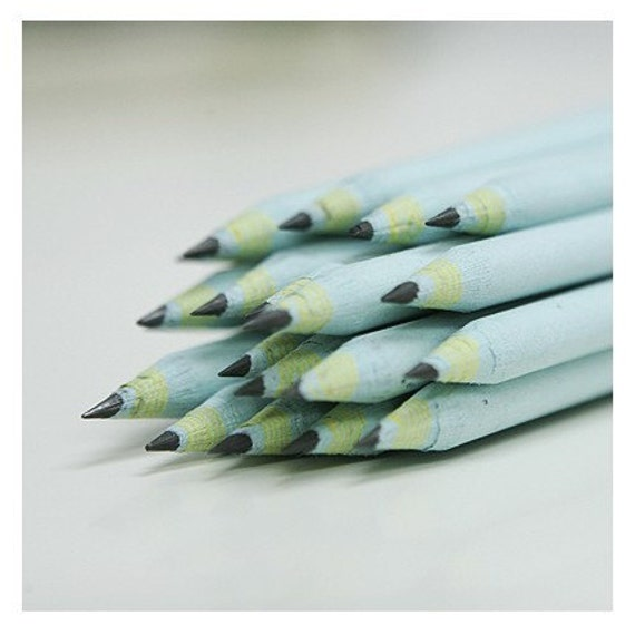 PAPER PENCIL-RECYCLE 3set