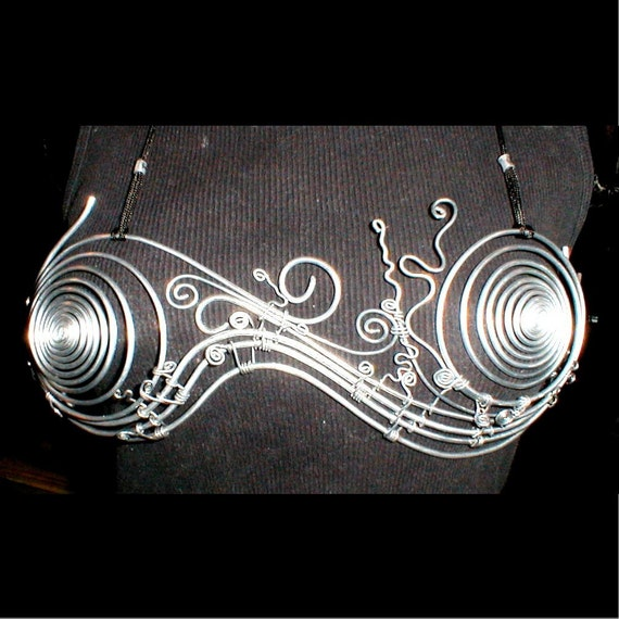 deluxe spiral wire bra