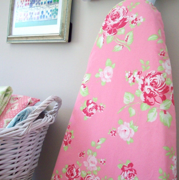 Darla Rose Ironing Board Cover in blush