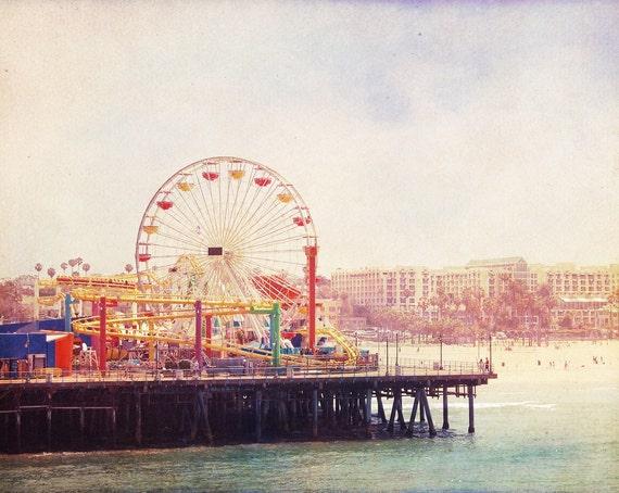 The Pier (8x10) - Fine Art Print