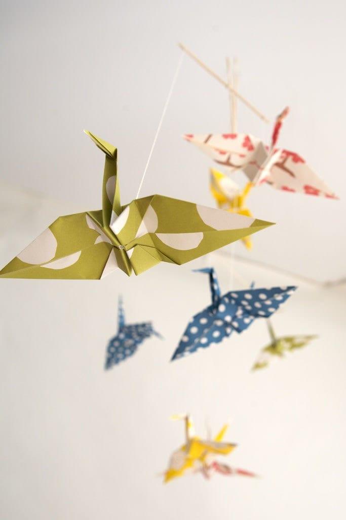 Crane Diagram Origami  U00ab Embroidery  U0026 Origami
