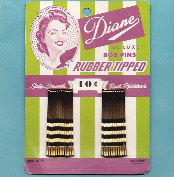 Photo of Hairstyle Bobby Pins