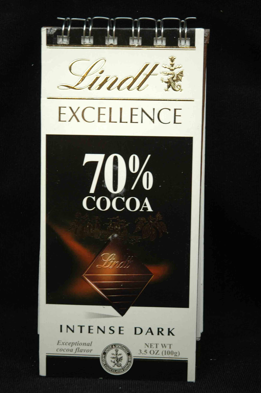 Lindt Dark Chocolate Bar