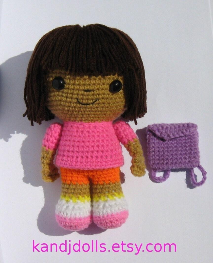 crochet doll dress pattern - p2 - ShopWiki