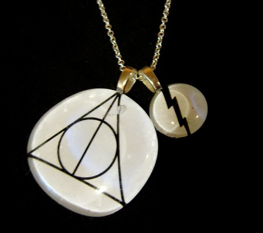 Deathly Hallows Necklace 2011 2011