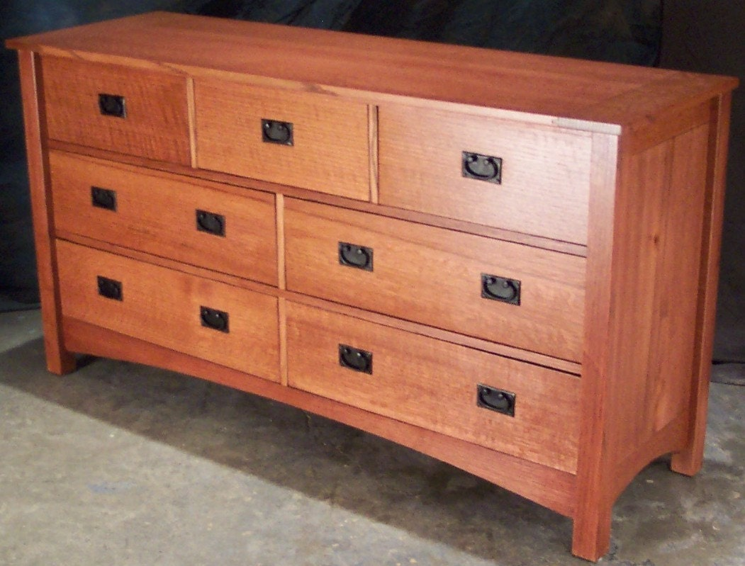 Craftsman Style Dresser Plans Diy Free Download Whitegate