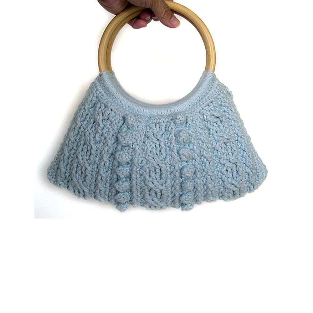 CROCHET HANDBAGS PATTERNS FREE PATTERNS