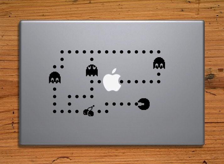 naklejka na MacBook