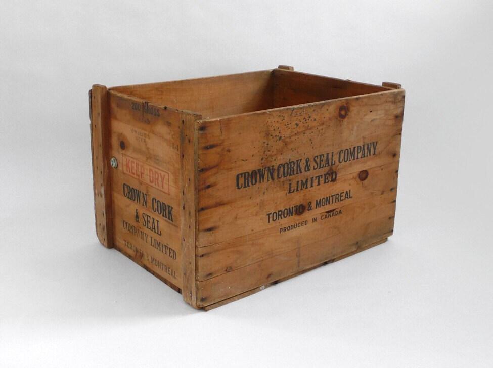 Giant Beer Crate