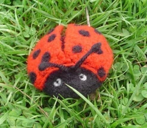 Lucky Ladybug & Tiny Turtle - Amigurumi crochet pattern