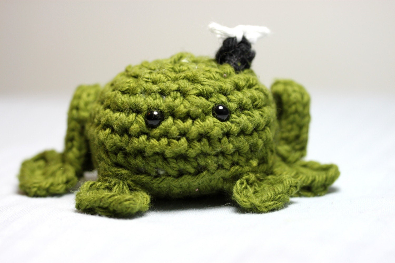 Free and Lovely Amigurumi Frog Pattern Design! - Free Amigurumi ... | 1000x1500
