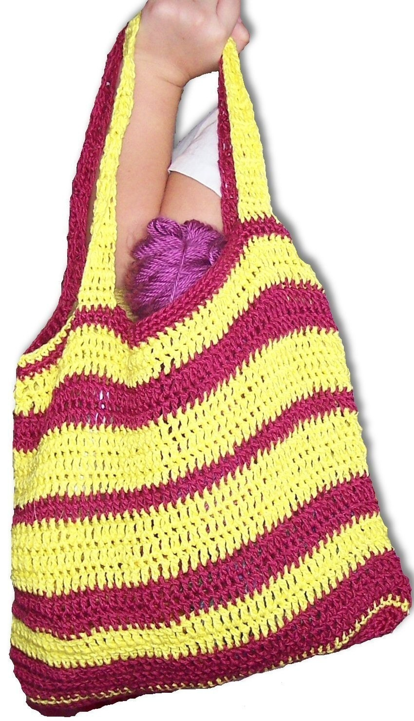 CROCHET BAG INSTRUCTIONS - Crochet ? Learn How to Crochet