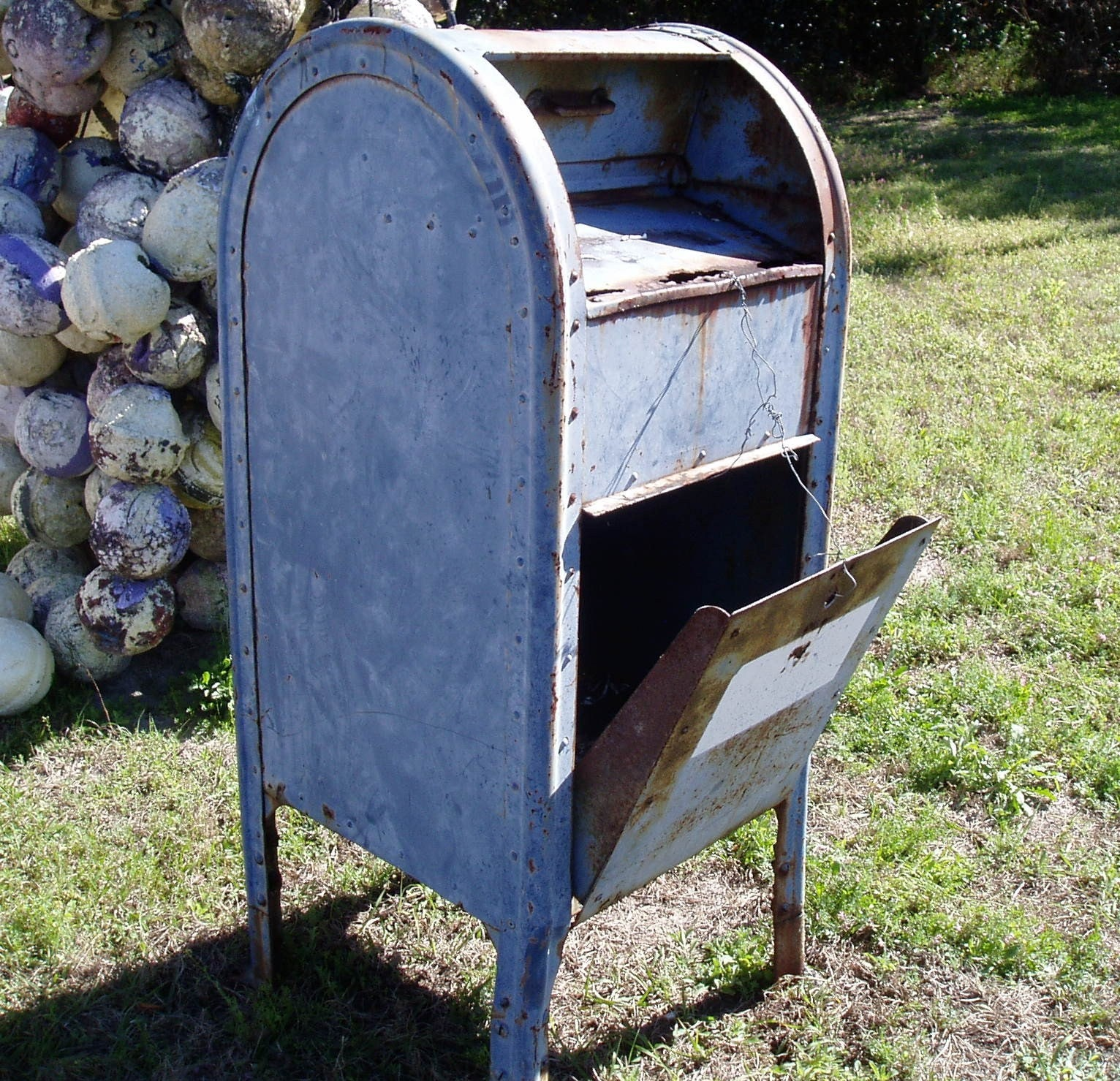 Hongkongwillie Vintage Usps Mailbox For Sale From