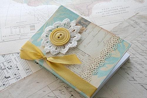 Lemonade Stand - Mini Notebook