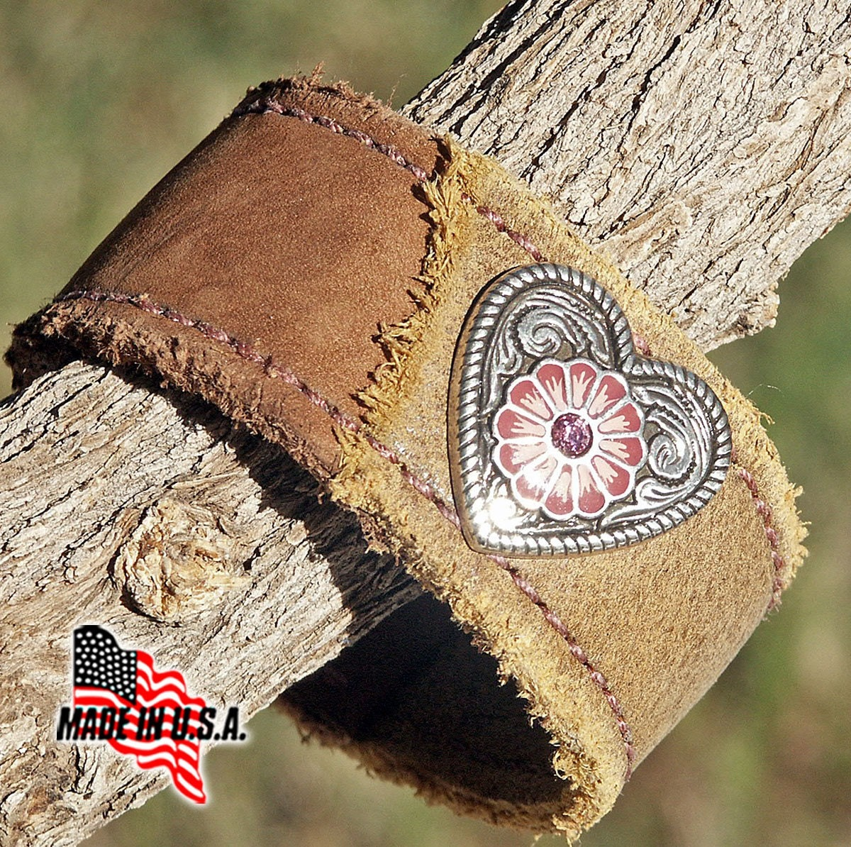 MM Ranchwear :: National Finals Rodeo concho belts and concho dog