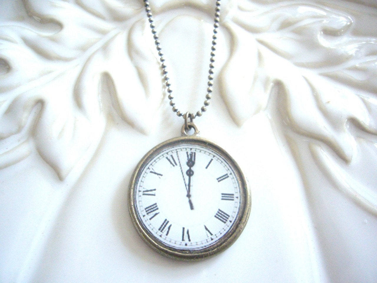 pocket time s necklace watches vintage brass women chain zone style watch pin dual