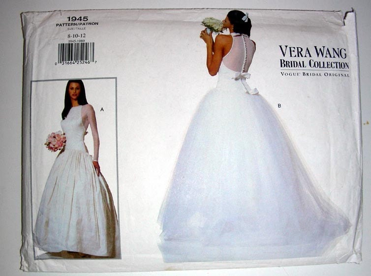 Vintage Vera Wang Bridal Dress