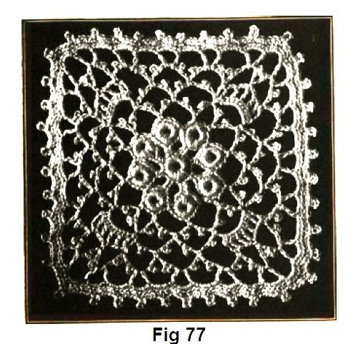 Irish Lace Crochet Afghan Pattern : IRISH LACE CROCHET FREE PATTERN ? CROCHET PATTERNS