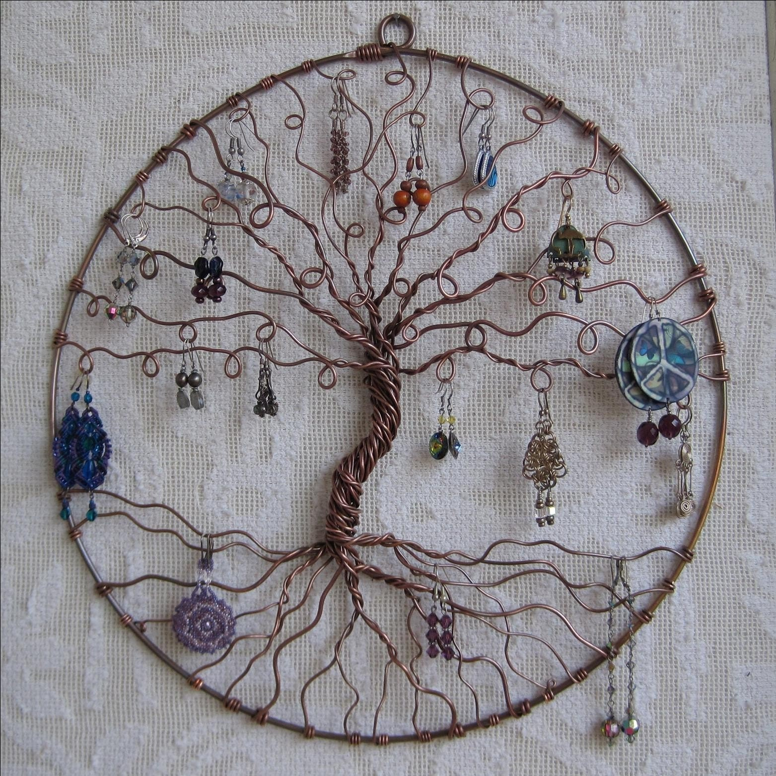 Earring Tree Holder