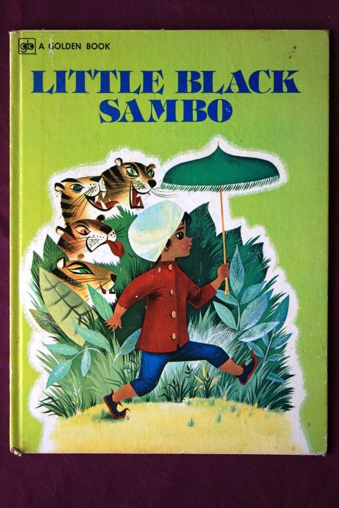 The Story of Little Black Sambo - Wikipedia |Little Boy Sambo