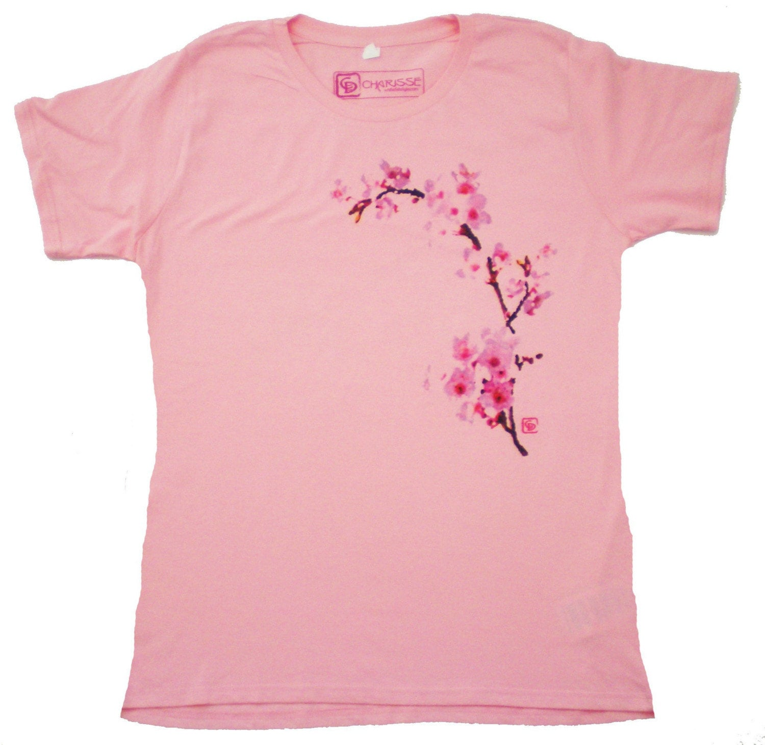 CHERRY BLOSSOMS Women's Pink t-shirt