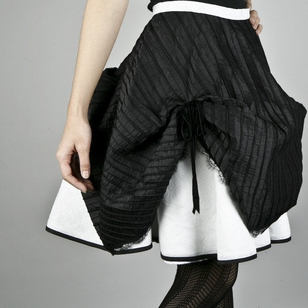 Alice II Double Skirt (29.5 inches waist band)