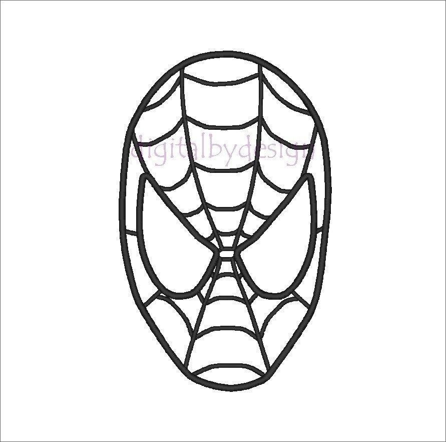 spiderman mask Colouring Pages  page 2 tDkfqZpL