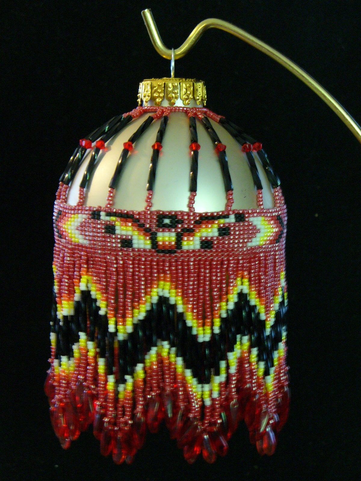 Native american ornaments - Wednesday Night Campfire Story By Bead Lady 61 The Native L63xjaqm