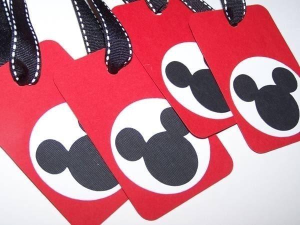 Disney wedding welcome bags