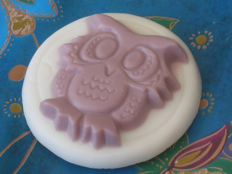 Owlsome monday owl finds soaps