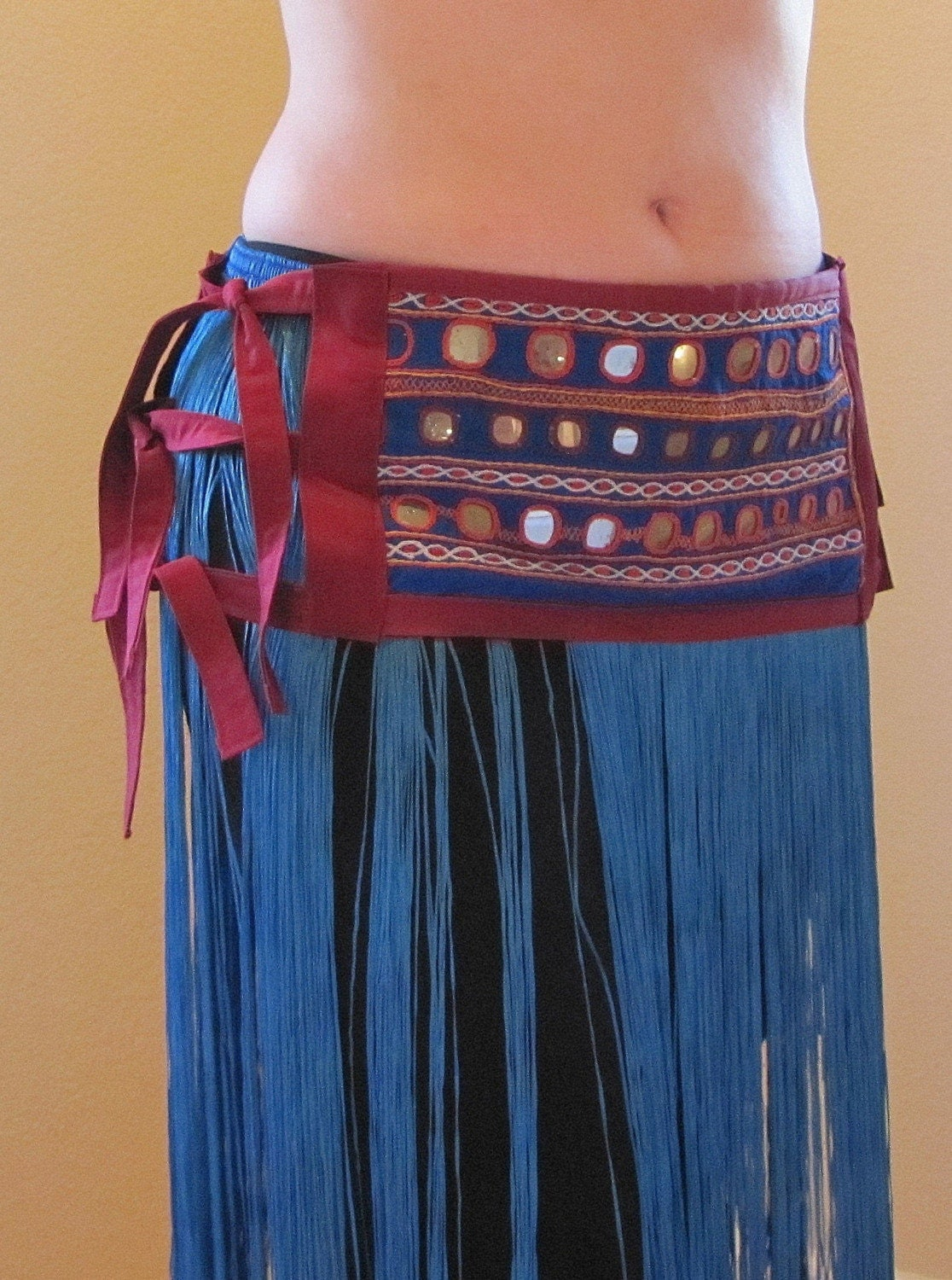 Belly Dance Benjara Belt by MagicCarpetDanceArts