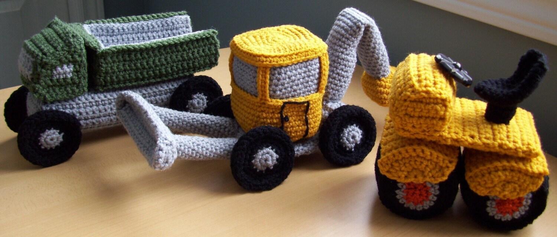 Crochet Spot » Blog Archive » Crochet Pattern: Tea Party Set