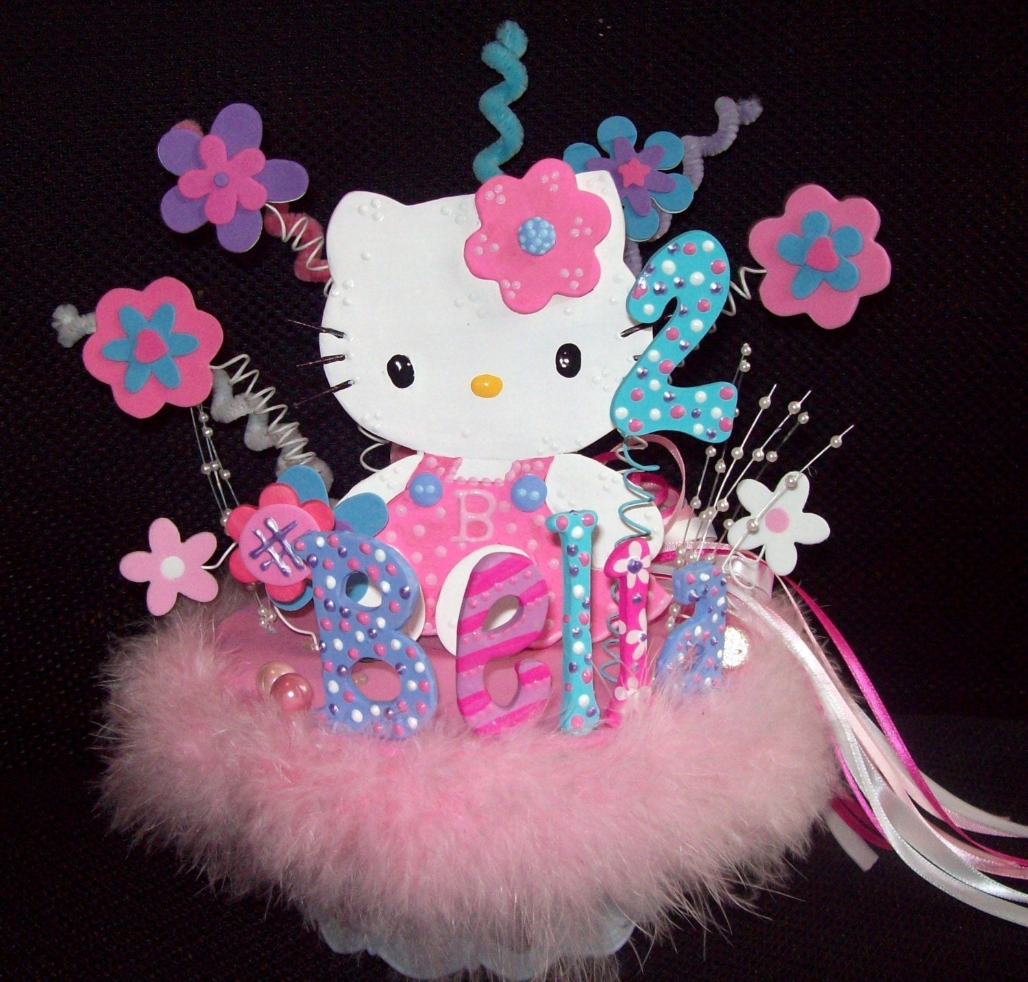 Birthday Party Ideas On Pinterest Hello Kitty Cake And
