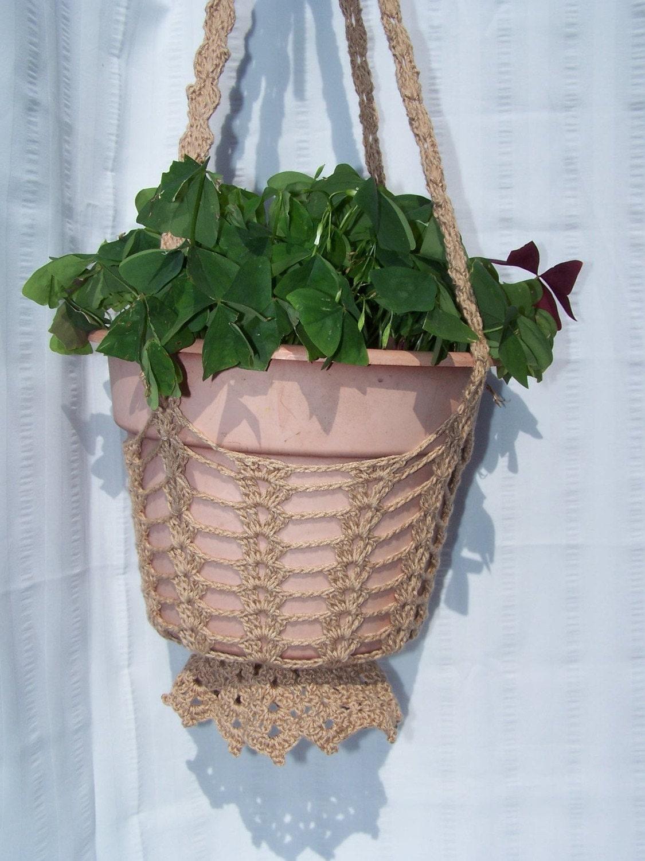 Shamrock Door Hanger - Crochet Me