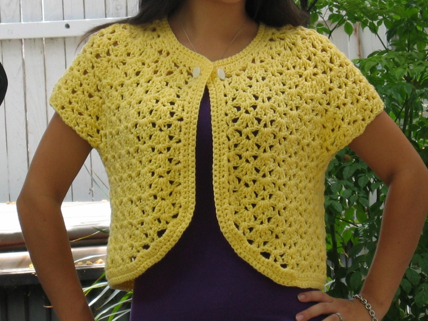 Free Beginner Crochet Sweater Patterns My Wallpaper