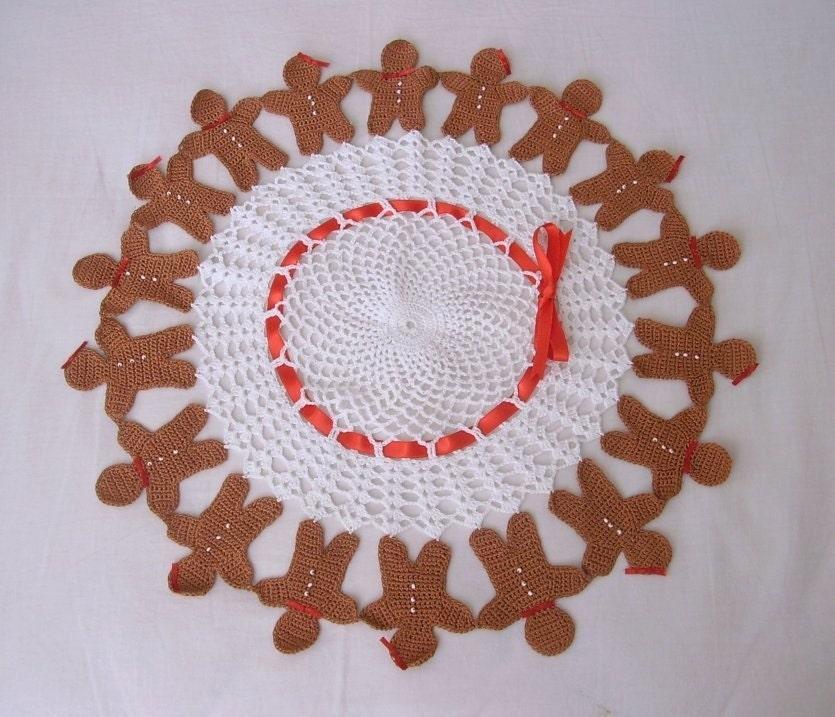 Painted Doilies Crochet Patterns Easy Crochet Patterns