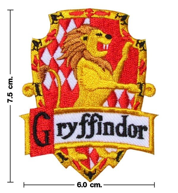 Gryffindor Coat Of Arms Coloring Page