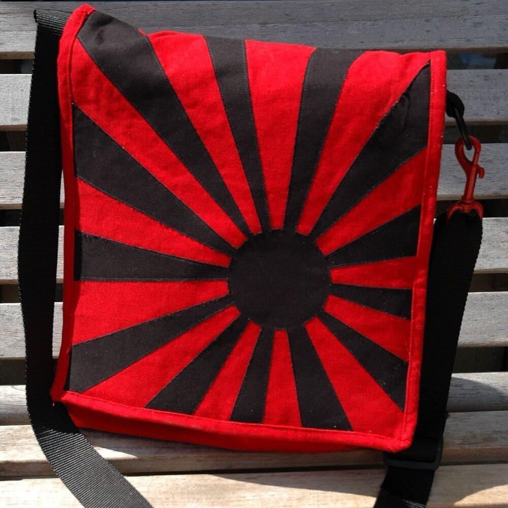Red & Black Bag